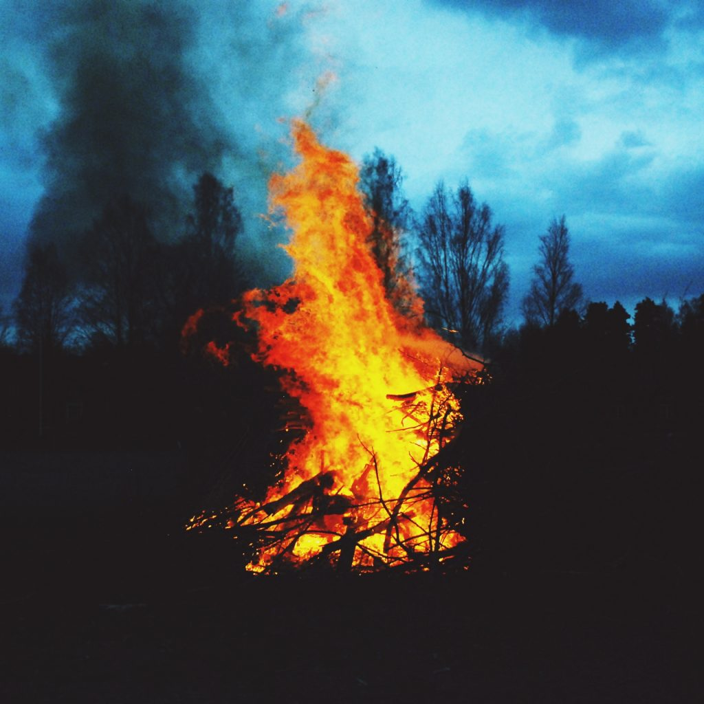 celebration fire festival bonfire campfire