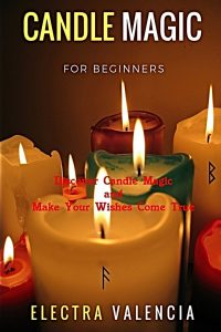 books for beginners: Candle Magic For Beginners