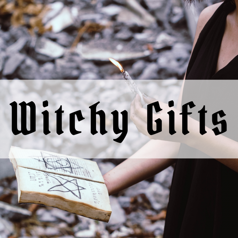 gifts for a green witch