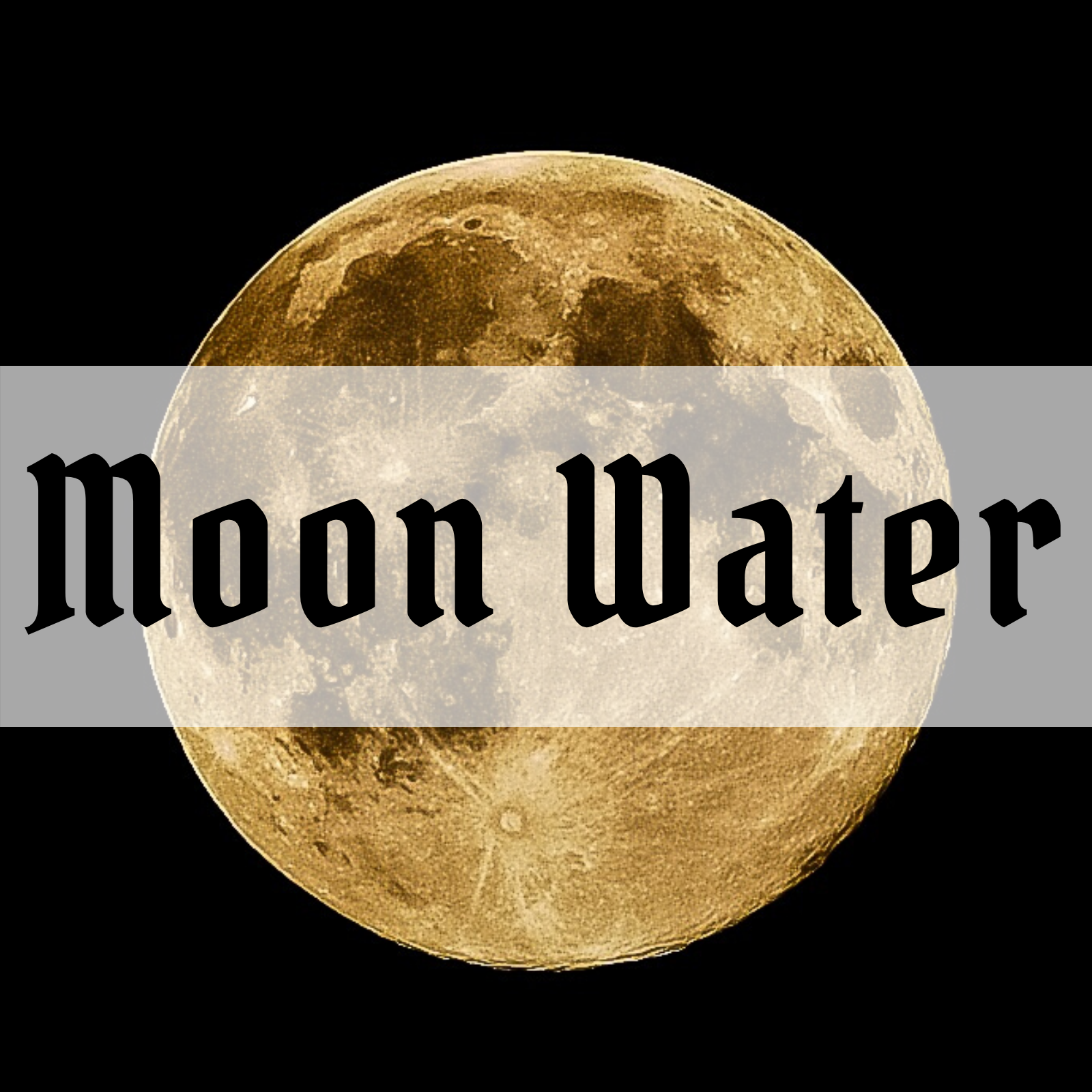 How to make Moon Water ✧ Best Moon Phases and Uses