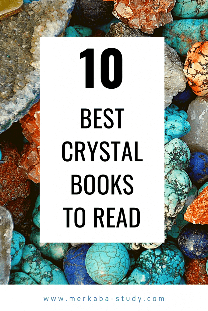 best books about crystals pinterest