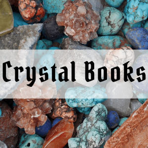 10 Books about Crystals for Baby Witches