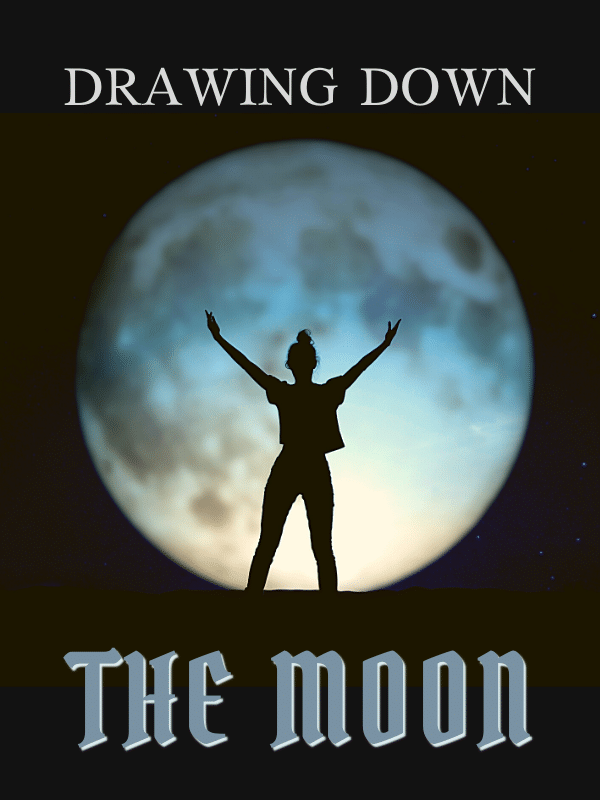 drawing down the moon merkaba study