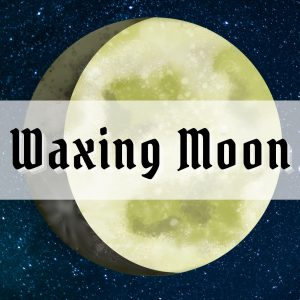 Waxing Moon Magick – 8 Easy Spells and Rituals for Beginner Witches – Baby Witch Project