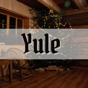 How to celebrate yule 2020