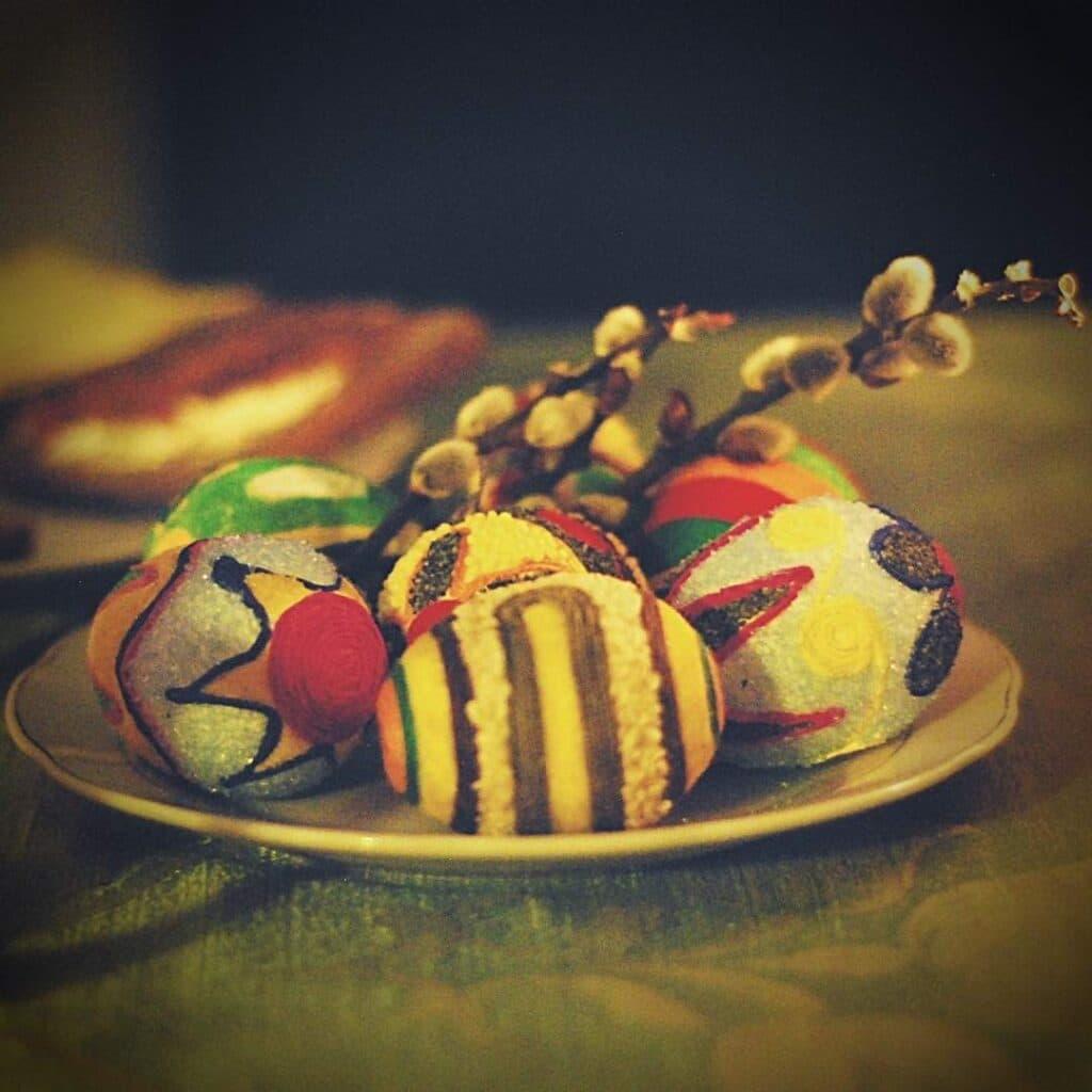Photo of Ostara Eggs - Traditional Polish Pisanki