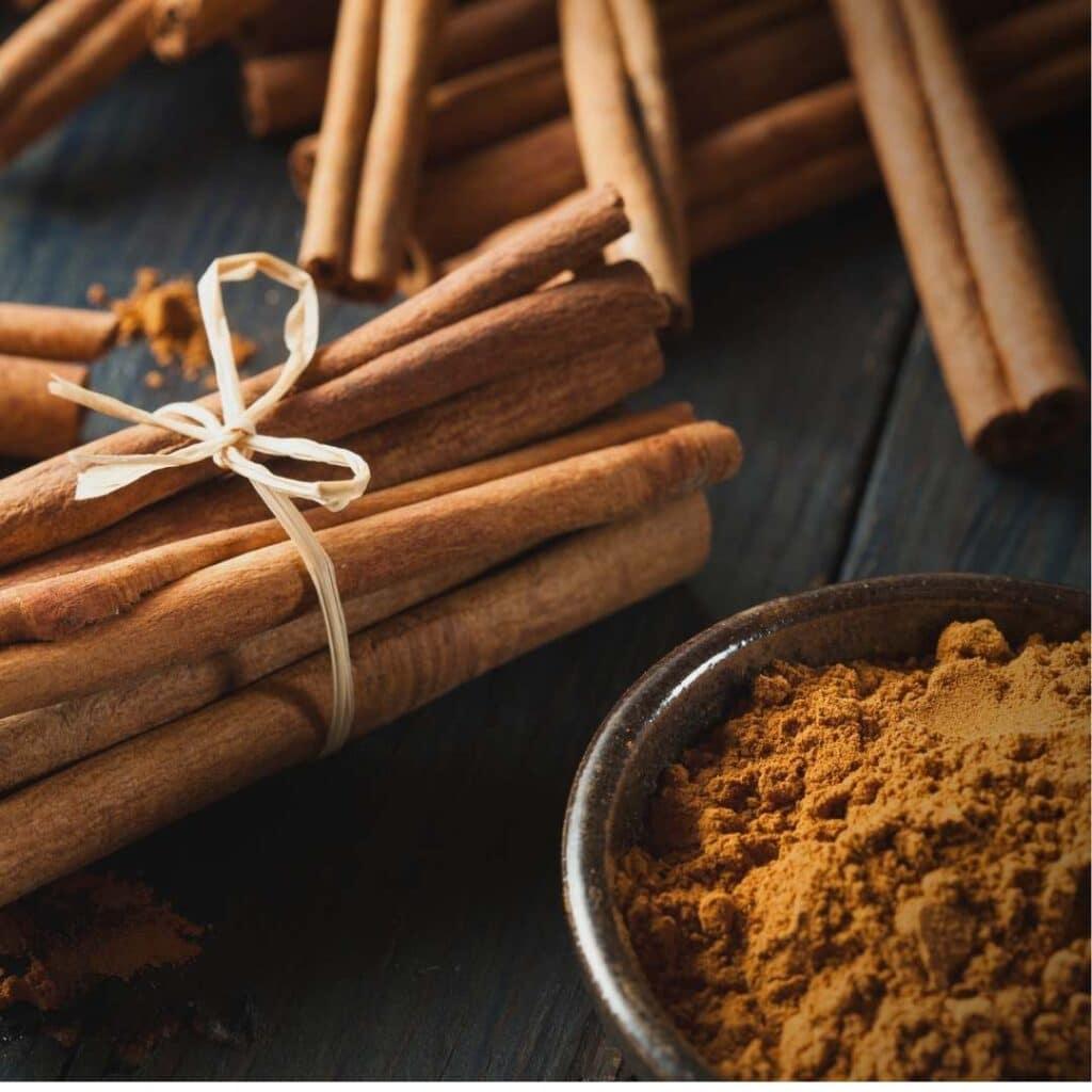 Photo cinnamon - using it during Ostara rituals