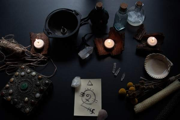 types of witches quiz photo