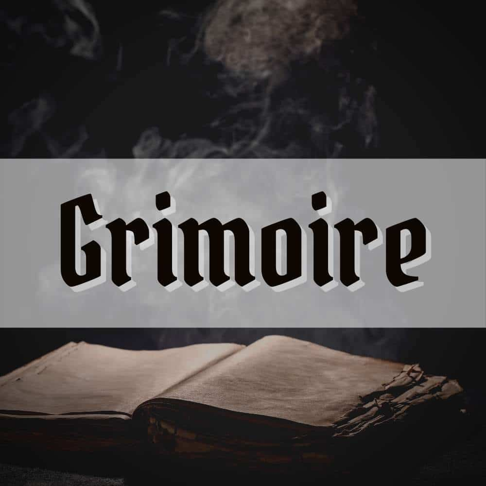 What is Grimoire vs Book of Shadows? How to create an amazing Spell Book? Practical guide + 55 witchcraft topics to research!