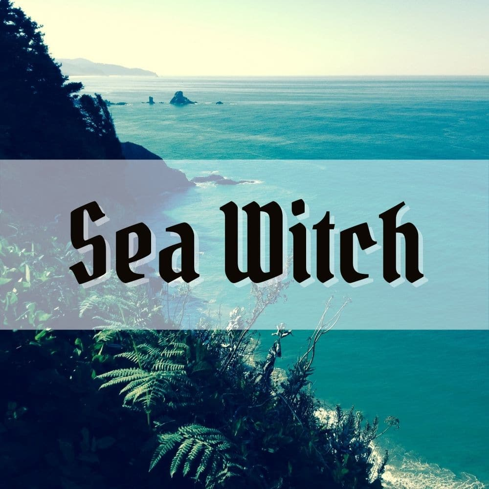 11 magical signs you might be a Sea Witch – Types of Witches Series