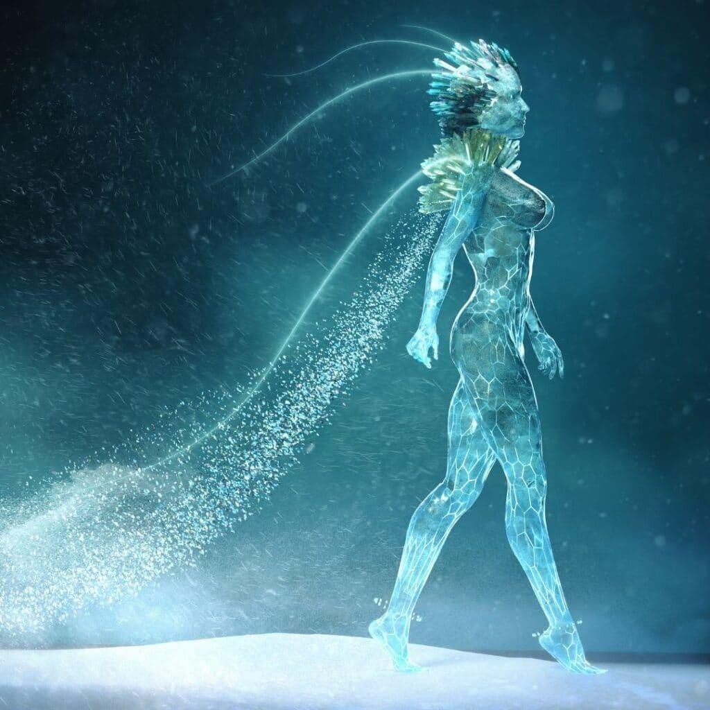 image of a faery