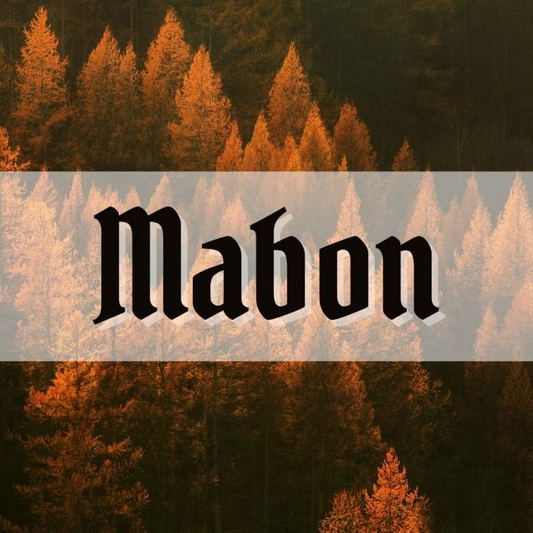 Mabon Celebrations cover photo