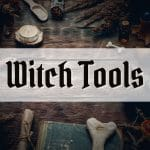 Witch ingredients and witch tools thumbnail