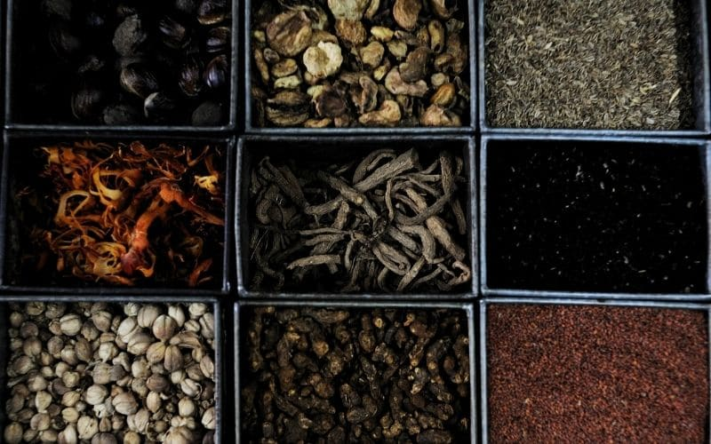 photo of witch herbs