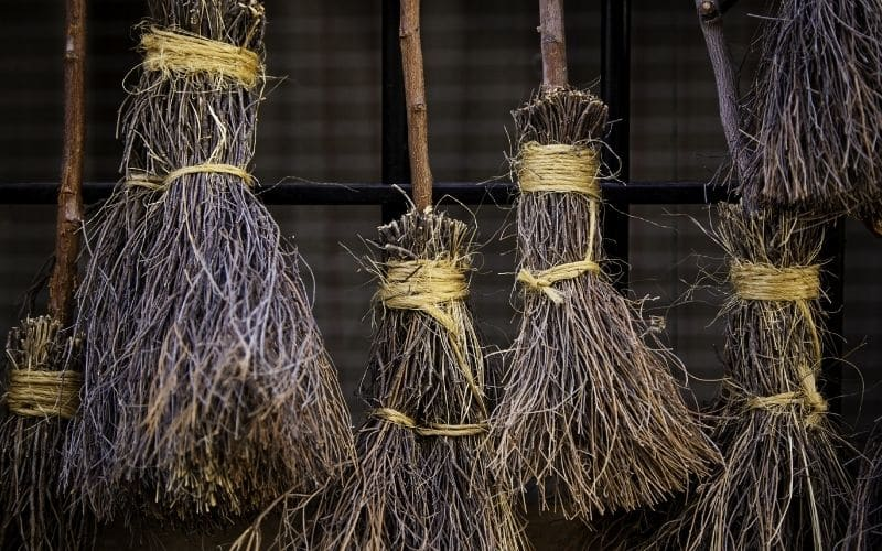 photo of Besom - witch ingredients