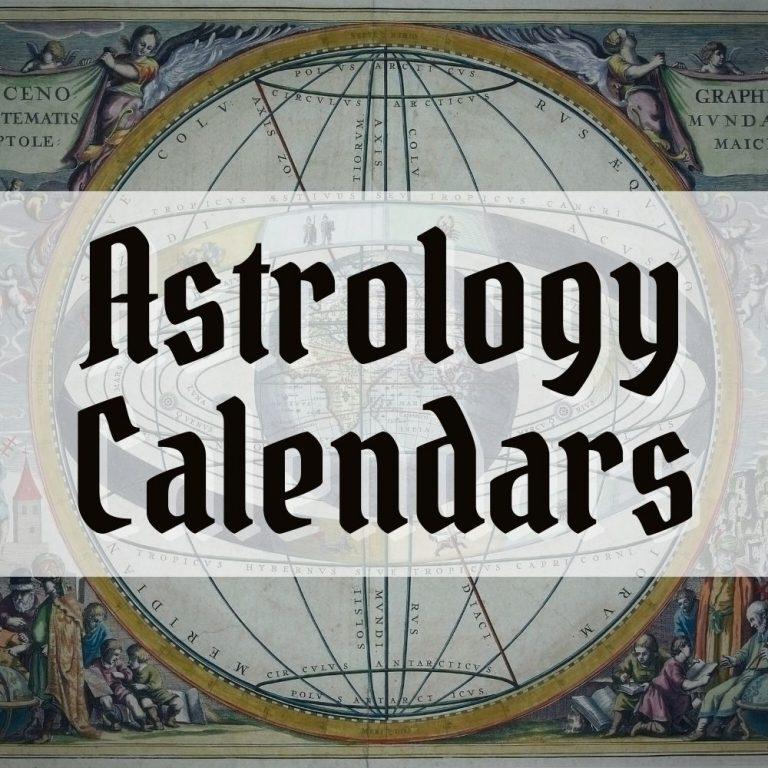 best astrology and moon calendar 2022