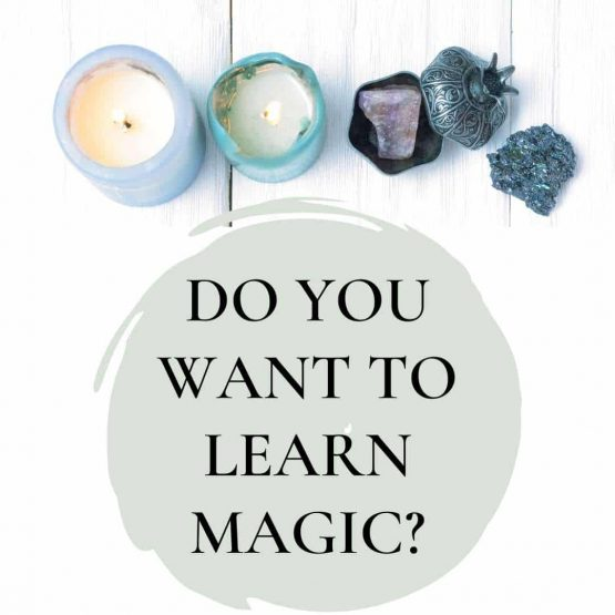 Do you want to learn Magic yes